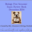 Exam Review- Book Creator Style