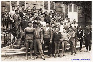 1960-La saison de l'équipe de France