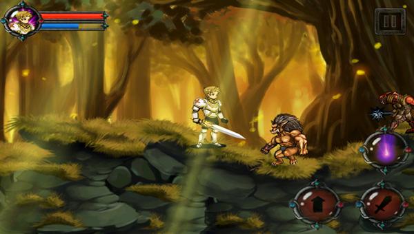 Demon Hunter của Divmob đã có mặt trên Google Play 5
