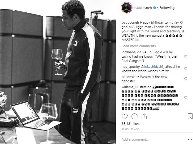 Jay-z Publicly Disgrace Nigerian Rapper Olamide On Instagram