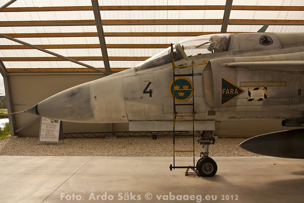 23.08.12 Eesti Lennundusmuuseumi eksponaadid 2012 - AS20120823LENNUK_099V.JPG