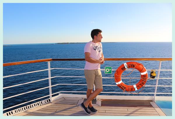 Review crucero por Bahamas