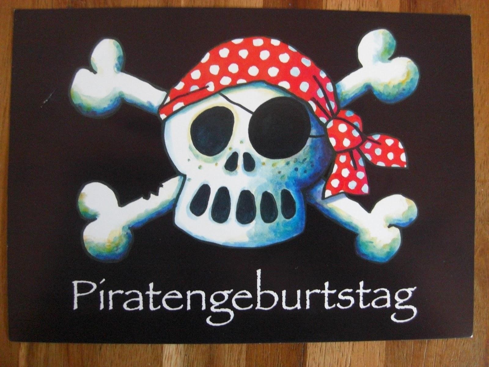 Einladung Piratengeburtstag – thegirlsroom.co