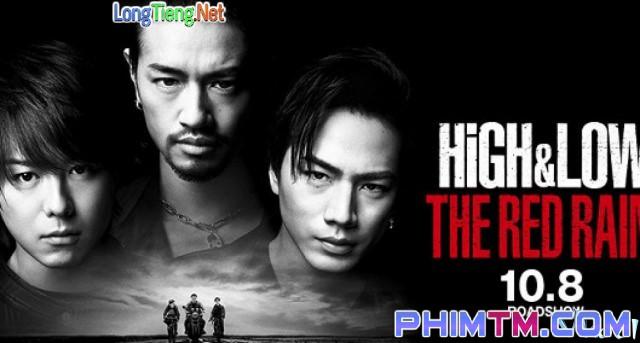 Xem Phim Cuộc Chiến Băng Đảng: Cơn Mưa Màu Đỏ - High & Low The Red Rain - phimtm.com - Ảnh 1