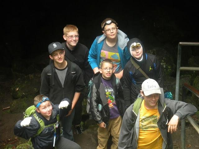 Ape Cave Camp May 2013 - DSCN0271.JPG