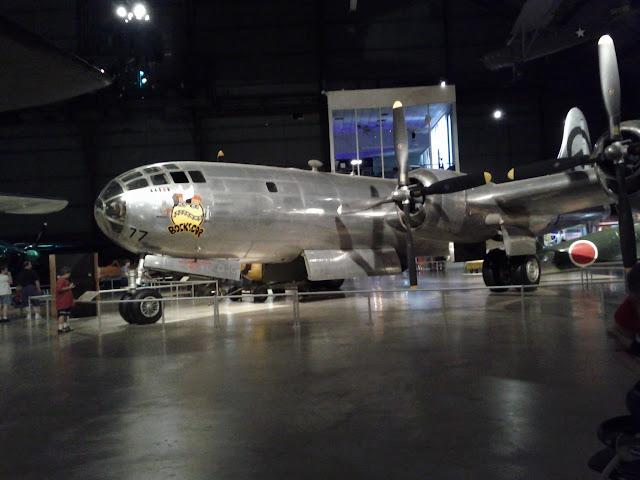 """B-29 """"Bockscar"""""""