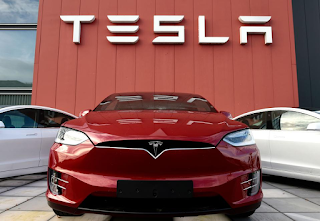 Tesla most  -valuable -company- ever to -make -S&P -500- debut.
