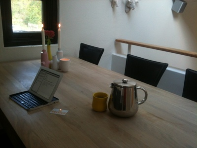 Rent bord eller illusionen om kun at lave en ting af gangen