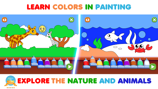 Toddler Learning Games Smart Shapes And Colors  screenshots 5