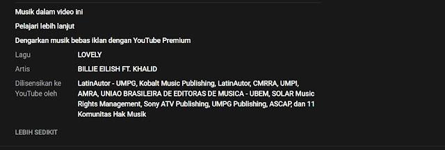 Cara Cek Copyright pada Musik di Youtube