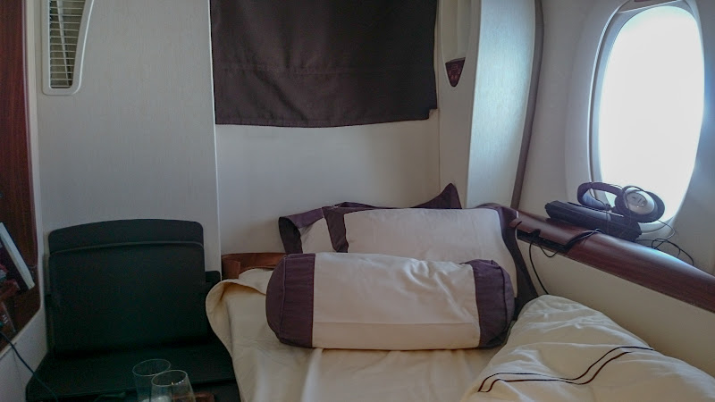 SIN%252520PVG 86 - REVIEW - Singapore Airlines : Suites - Singapore to Shanghai (A380)