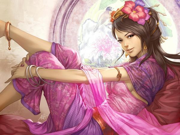 Pink East Princess, Magic Beauties 1