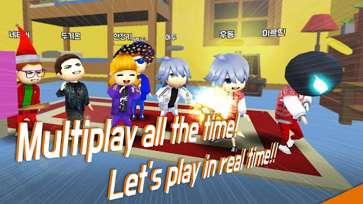 Freeze.io : Real time battle 3.07 APK MOD screenshots 1