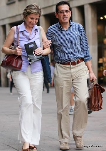 фото люди на улице, лукхантер образцы фото, что такое лукхантер, луки лето 2011 европа