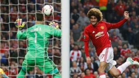 Manchester United vs Celta Vigo 2016/2017 Europa League Semi-final 2nd Leg All Goals and Highlights