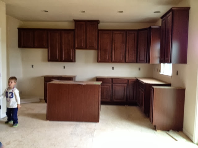 Building a Palermo with Ryan Homes Cabinets, Moldings, and Doors