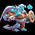 Dragón Defensor de la Reina   Queens Champion Dragon