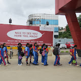 Grade - 7 - Visit to the Bangalore Metro - Namma Metro