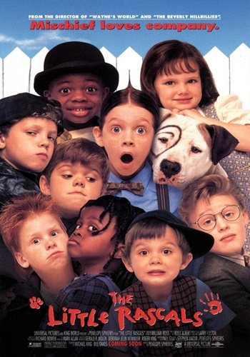 The Little Rascals [Latino]