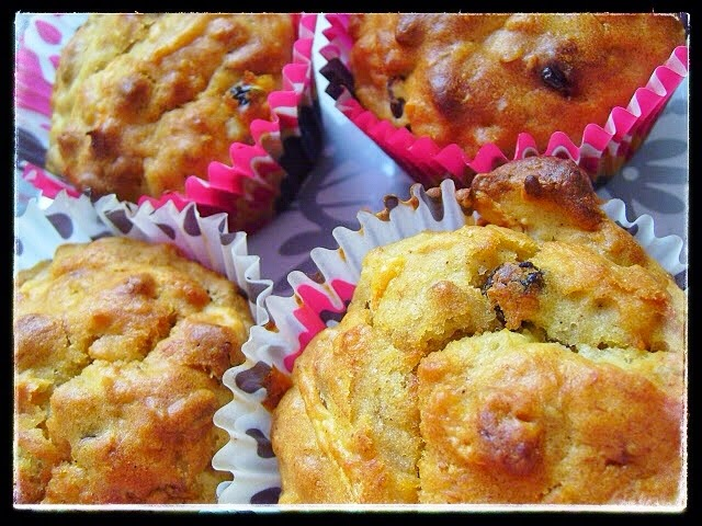 healthy breakfast muffins, mean mother cooker