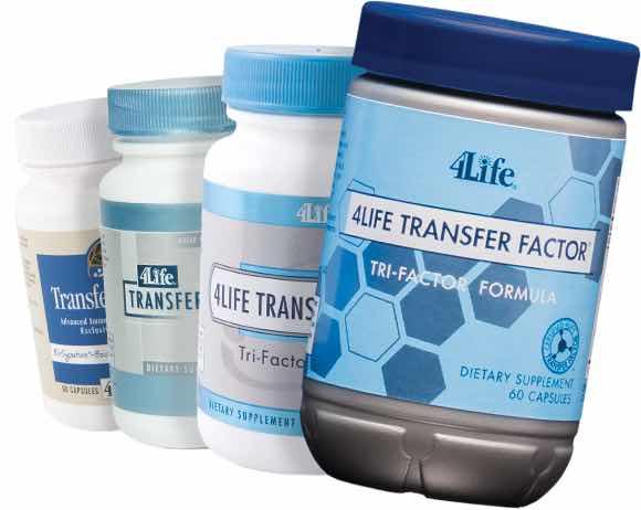 4Life Transfer Factor sudah 20 tahun