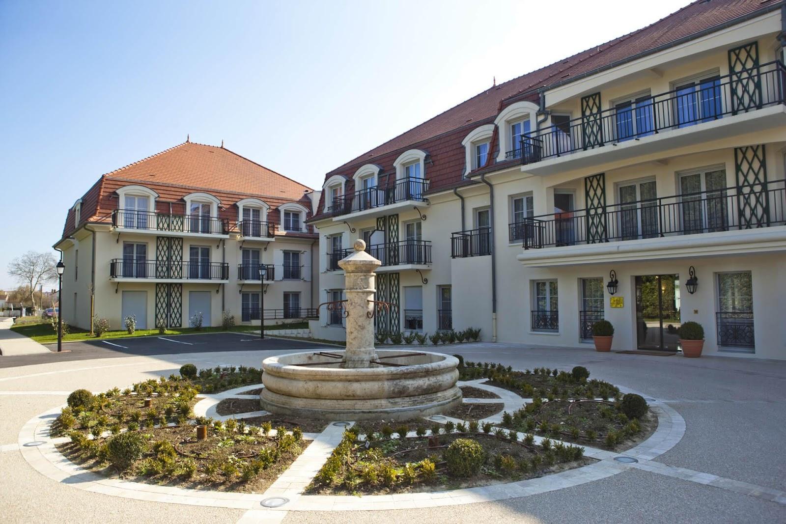 Résidence sénior Beaune - Villa Médicis - Parvi