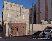 Al Hasabah neighborhood was caught between the government troops and Al Ahmar fighters. Most houses sustained various degrees of damage.