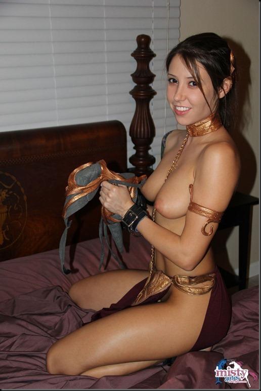 Misty Gates as Bondage Slave Leia_716173-0016