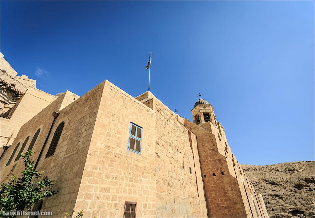 Мар Саба | LookAtIsrael.com - Фотографии Израиля и не только...