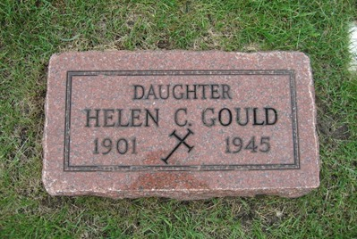 Copy of GOULD_Helen C_dauther of William & Mae_1901-1945