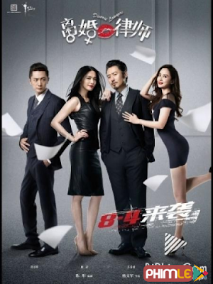 Phim Cuộc Chiến Ly Hôn - Divorce Lawyers (2014)
