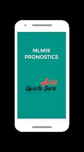 MLM19 PRONOSTICS - náhled