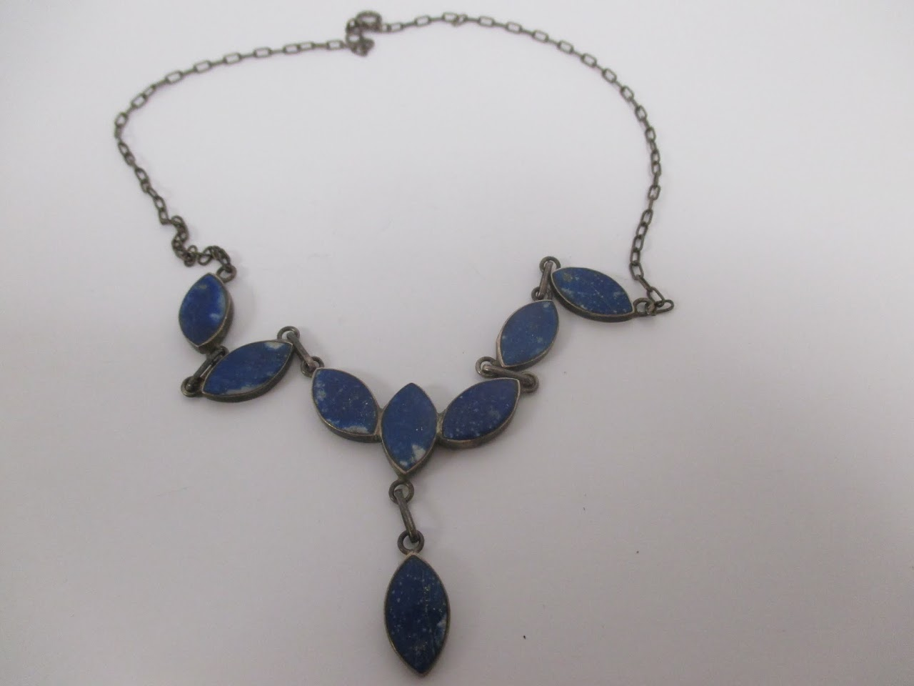 Sterling Silver Necklace 950