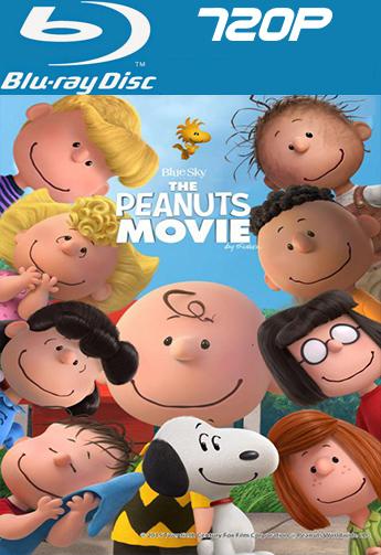 Snoopy y Charlie Brown: Peanuts, La Película (2015) (BRRip) BDRip m720p