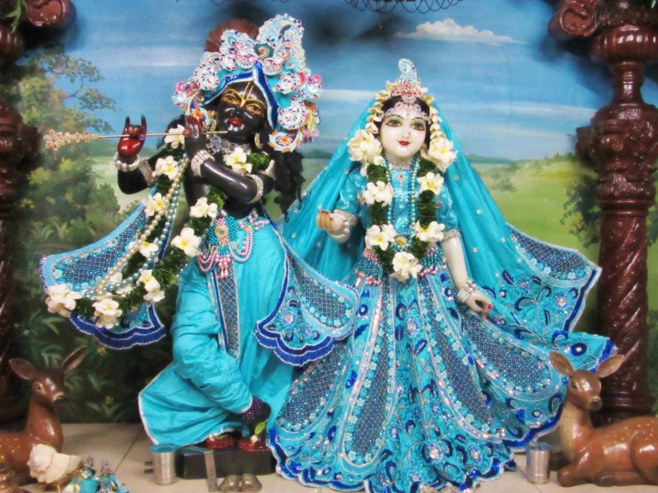 ISKCON Philippines Deity Darshan 22 July 2016 (1)