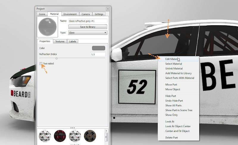 การเพิ่มลายรถใหม่ลงไปใน DiRT 3 และการทำภาพ Tiles ของรถ Newcar42