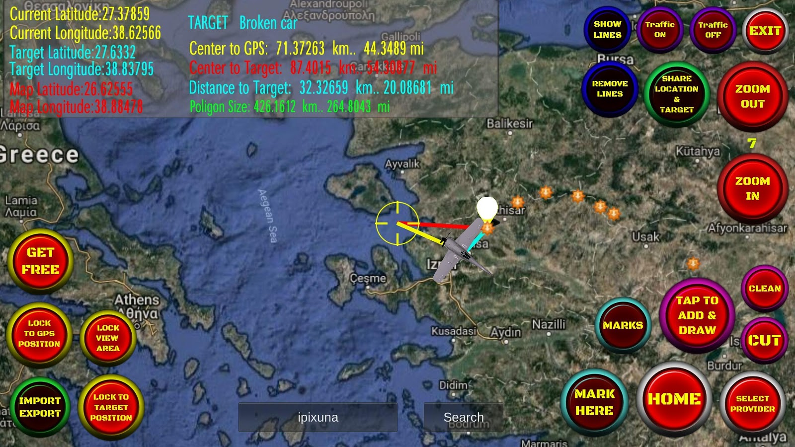 Map marker gps military level android apps on google play map marker gps military level screenshot gumiabroncs Image collections