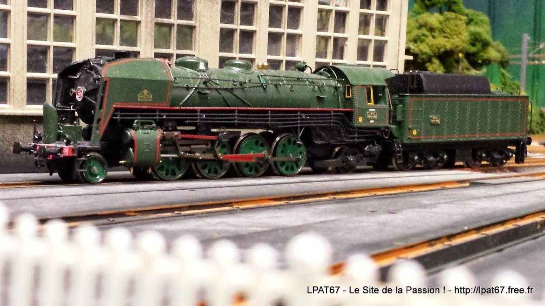 Mes locomotives à vapeur... - Série limitée Club Jouef - 20141231_112651