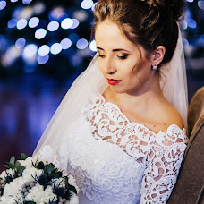 Wedding photographer Yuliya Spirova (spiro). Photo of 01.02.2017