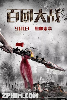 Chiến Tuyến Khốc Liệt - The Hundred Regiments Offensive (2015) Poster
