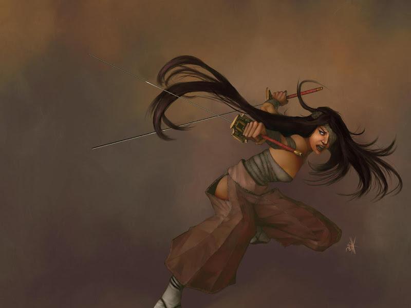 Evil Burner Of Nature, Warriors 3