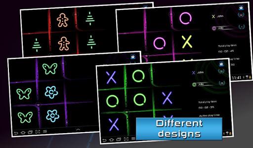 Tic Tac Toe Glow  screenshots 8