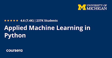 free coursera course for Machine Learning