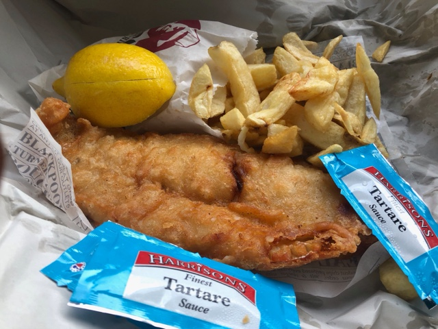 Dinos Fish and Chips