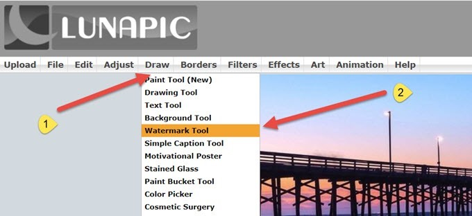 watermark-tool-lunapic