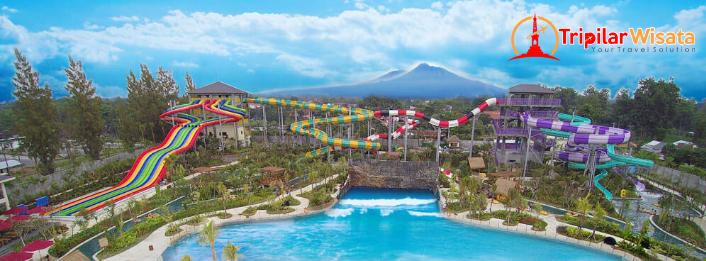 Tripilarwisata - Wisata air yogyakarta - Jogja Bay Waterpark