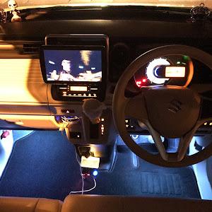スペーシア MK53S HYBRID X  XVR 2WDのカスタム事例画像 TK アラフォーさんの2019年10月12日22:42の投稿