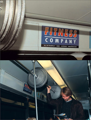 Fitness Company reklam