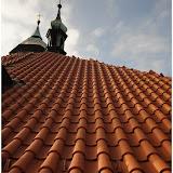 Oprava krovu a střechy kostela - 28.10.2014