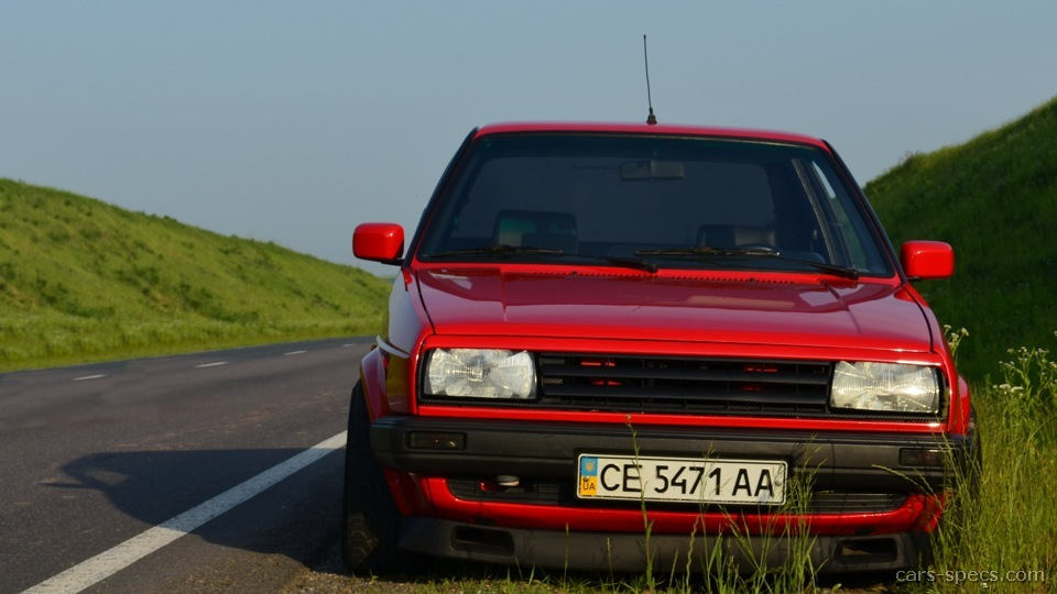 1992 volkswagen jetta sedan specifications pictures prices. Black Bedroom Furniture Sets. Home Design Ideas